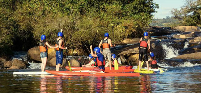 Stand UP Paddle – Socorro - SP
