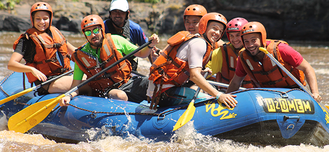 Rafting Brotas - SP