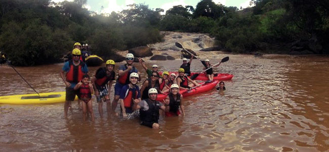 Kayak – Socorro - SP