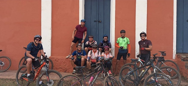 Bike Tour Santa Maria X Serra do Monte Cristo